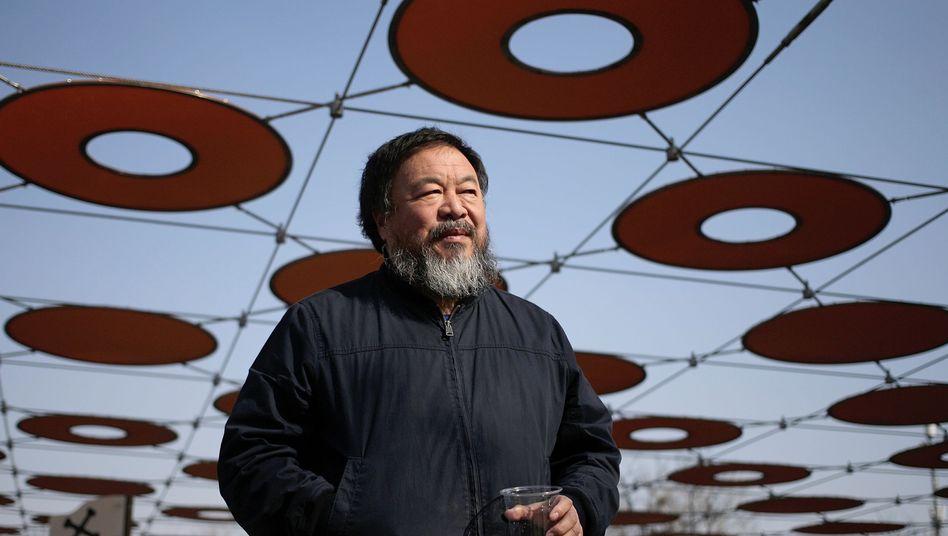 Visum nur für drei Wochen: Der chinesische Künstler und Regimekritiker Ai Weiwei