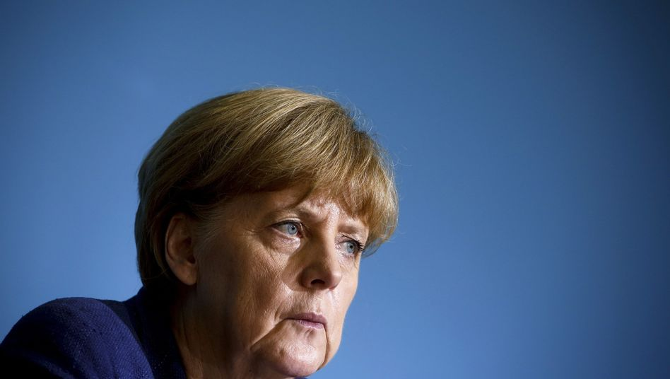 Kanzlerin Angela Merkel: Kann man dem Nachrichtendienst vertrauen?