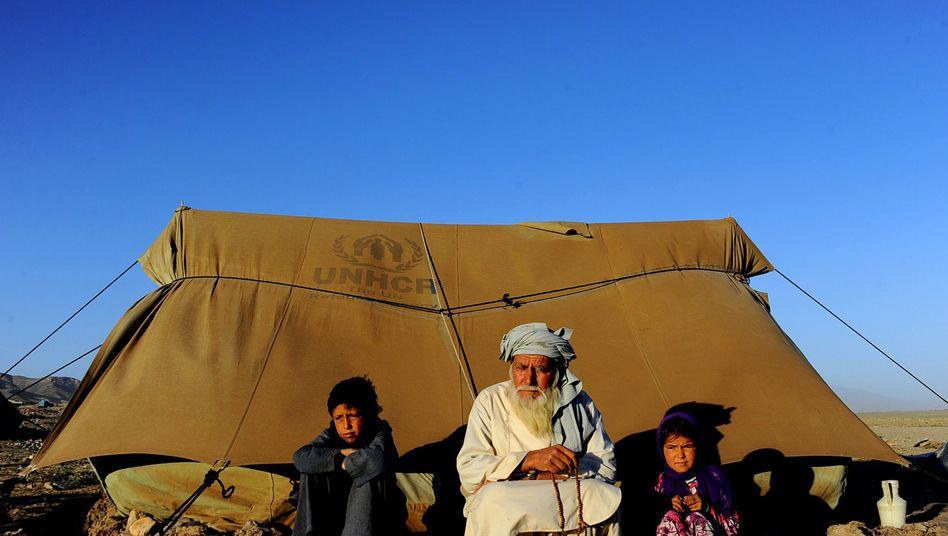 Flüchtlinge in Afghanistan: Situation der Binnenflüchtlinge oft besonders schlecht