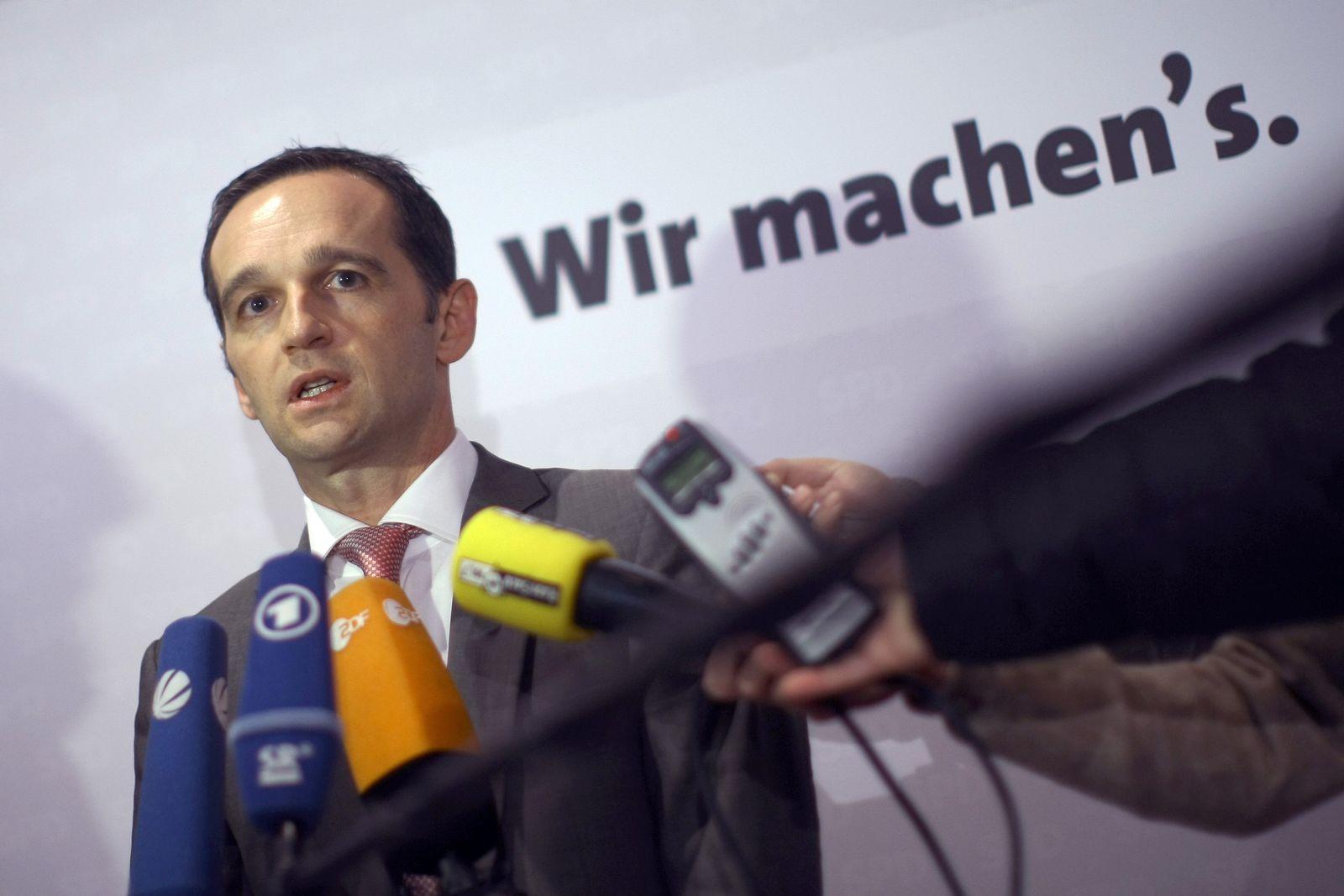 SPD-Beratungen über große Koalition im Saarland