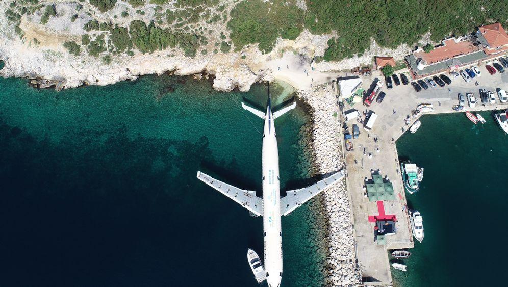Türkei: Die A330 und anderer Unterwasserschrott