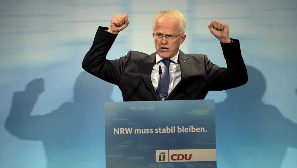 """CDU-Politiker Rüttgers: """"Kapitalisierung von Lobbyarbeit"""""""