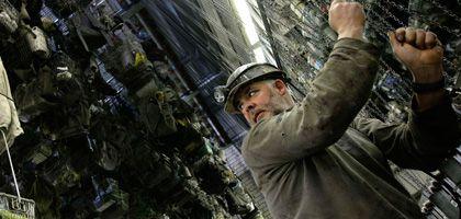 Kohlebergwerk im Saarland: Deutschland droht zweites Rezessionsjahr