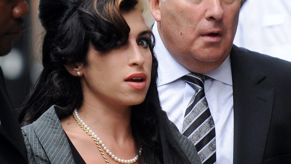 """Amy Winehouse mit Vater Mitch, 2009: """"Mir war nicht klar, was für ein Genie sie war"""""""