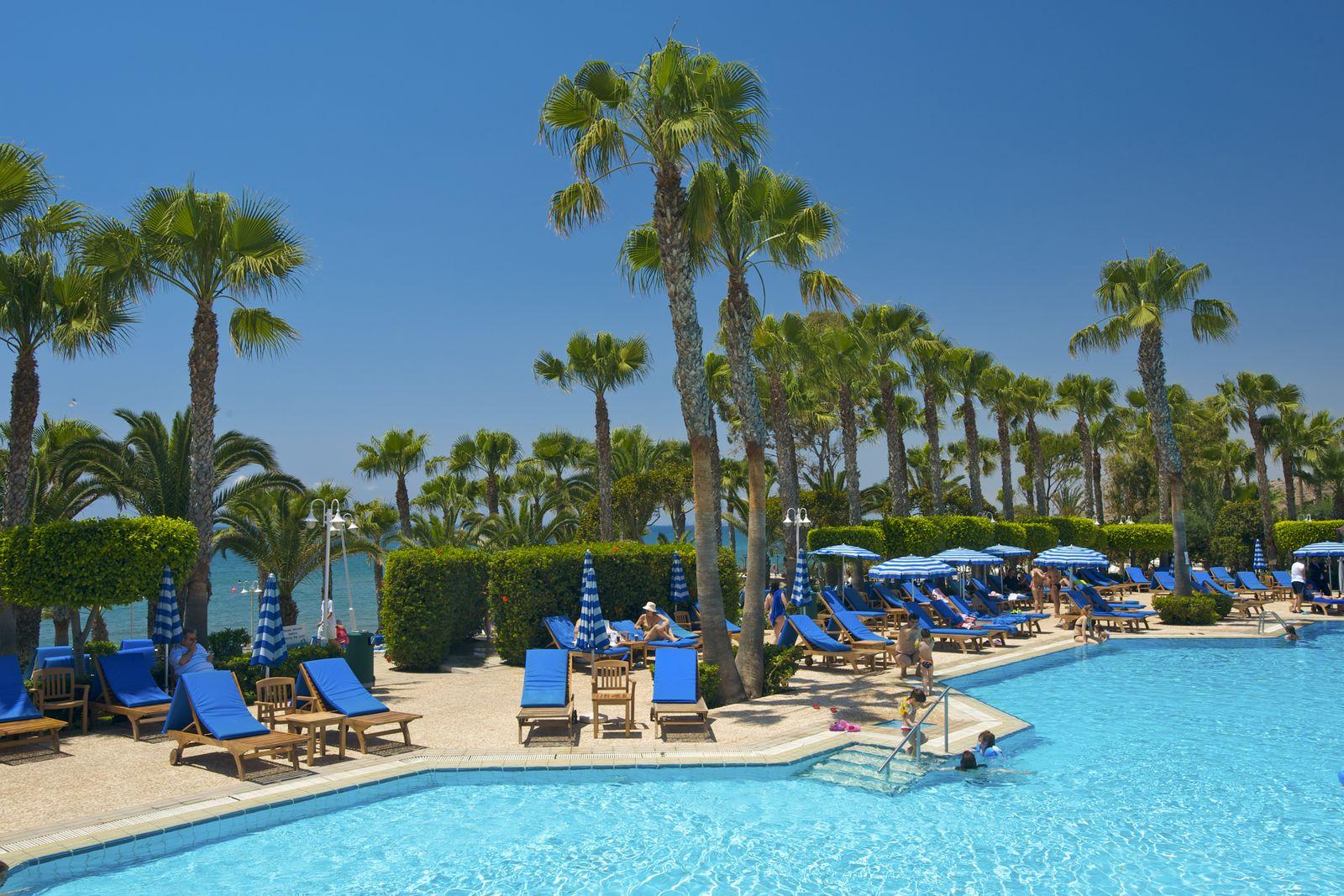 NICHT MEHR VERWENDEN! - Meridien Hotel/ Limassol/ Zypern