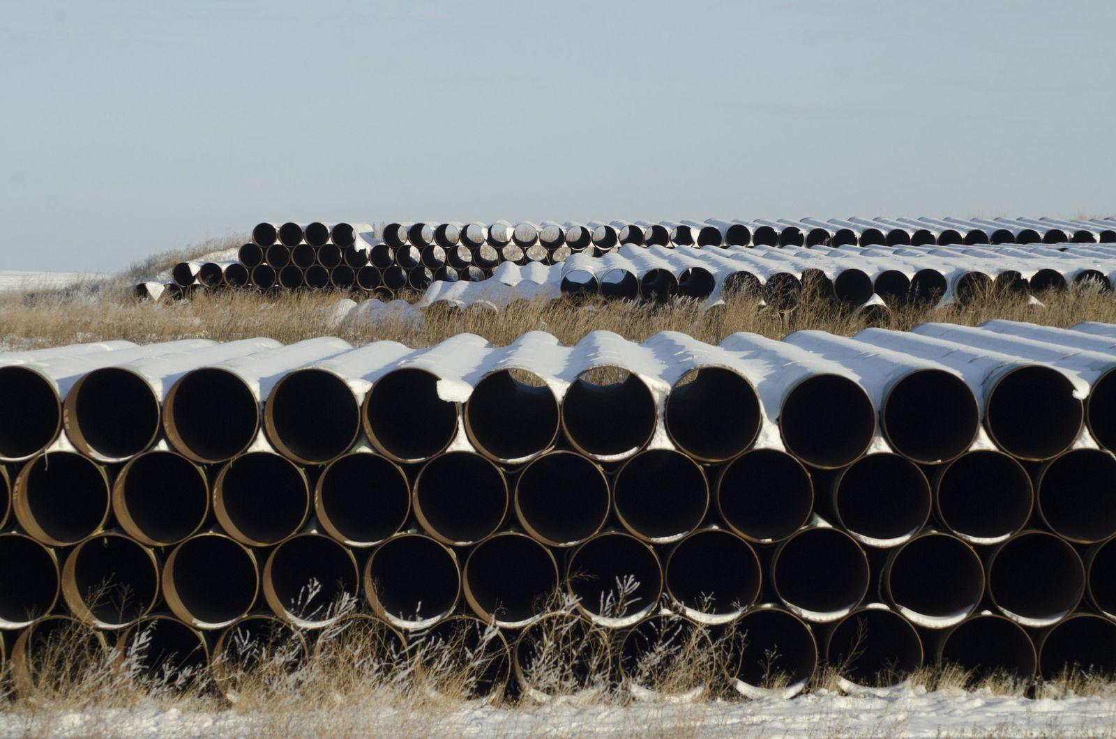 USA-KEYSTONE/ Obama lehnt Pipeline Keystone XL ab