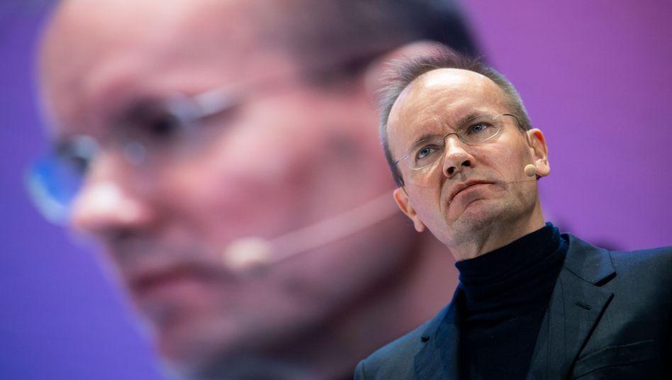 Markus Braun (Archivbild): Der Ex-Wirecard-Chef sitzt in Untersuchungshaft