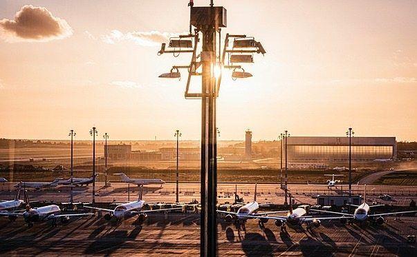 Berliner Pannenflughafen BER