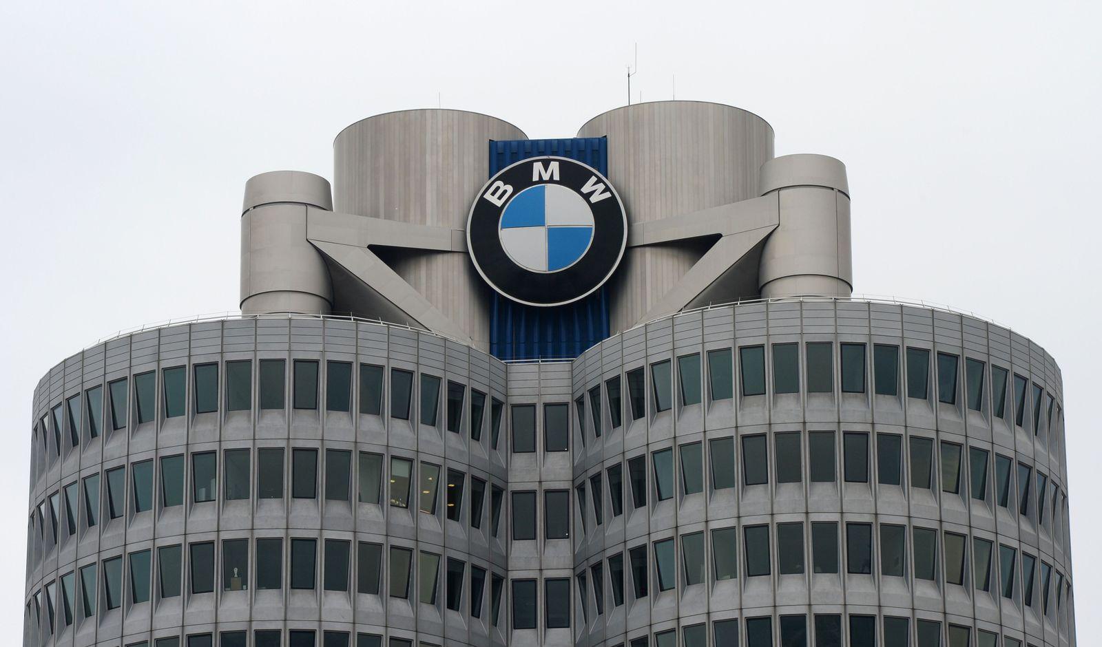 FILES-GERMANY-AUTO-COMPANY-BMW BMW