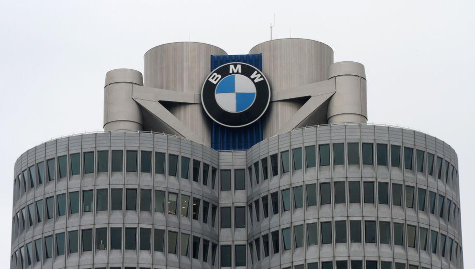 BMW-Zentrale in München