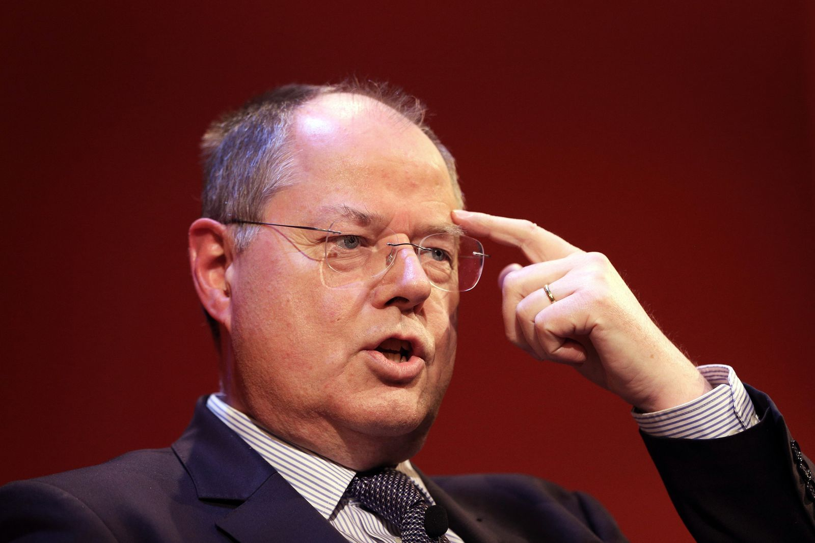 SPD-Kanzlerkandidat Steinbrück