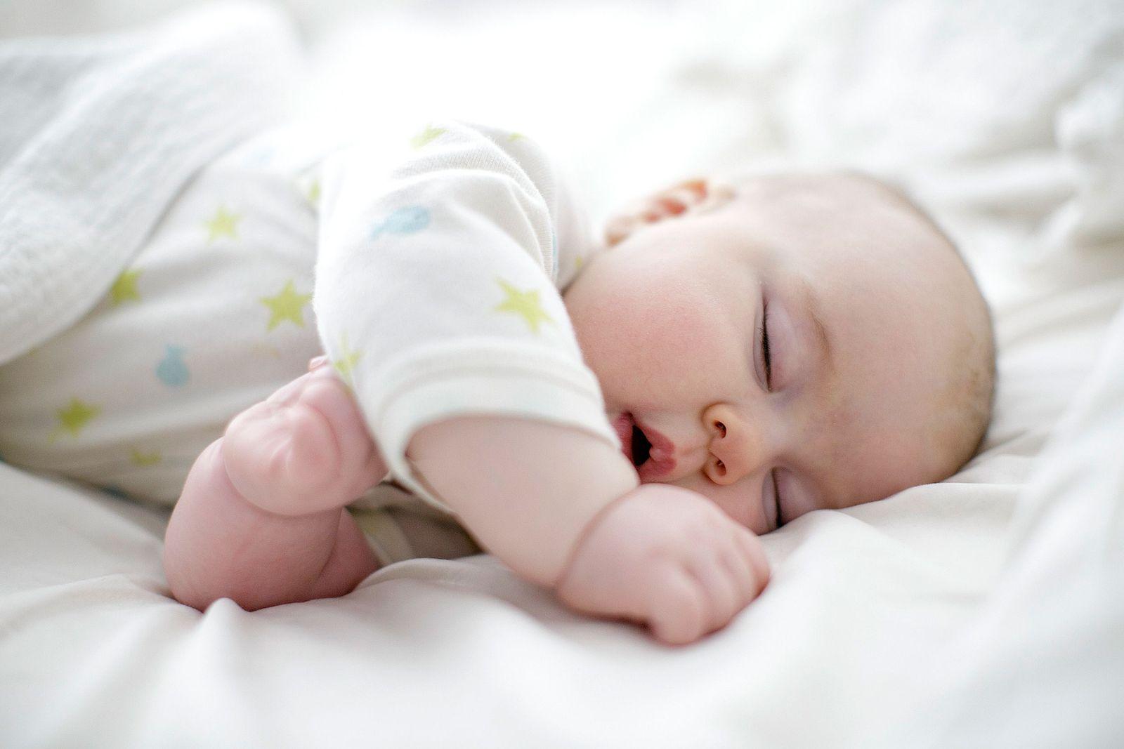 NICHT MEHR VERWENDEN! - Baby/ Säugling/ Schlaf