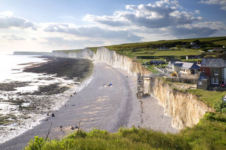 Seven Sisters in Sussex