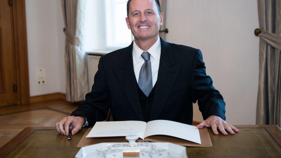 Neuer US-Botschafter Richard Grenell
