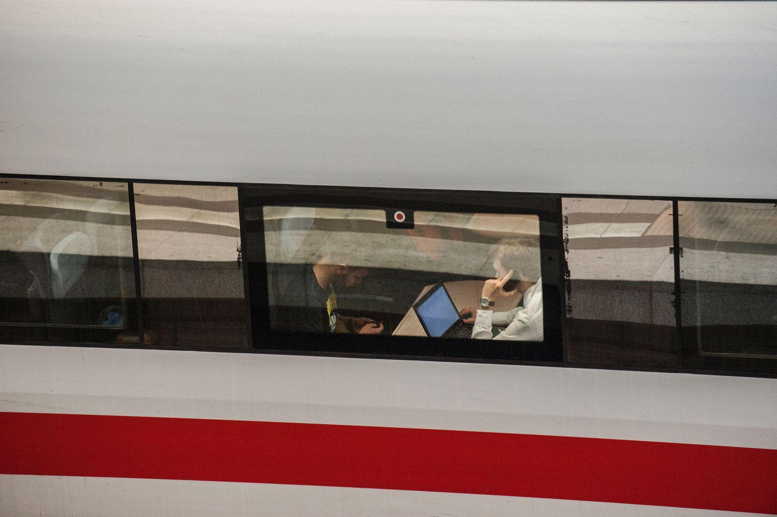 Bahn Berlin Hamburg