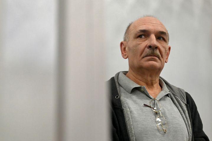Schlüsselzeuge, wenn nicht gar Verdächtiger: Wladimir Zemach