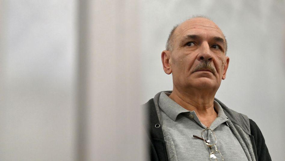Wladimir Zemach (bei einer Anhörung in Kiew am 5. September): Niederlande waren gegen Übergabe
