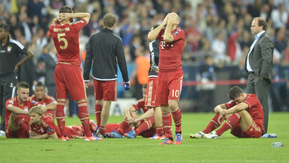 Champions-League-Finale: Bayern verliert im Elfmeterkrimi