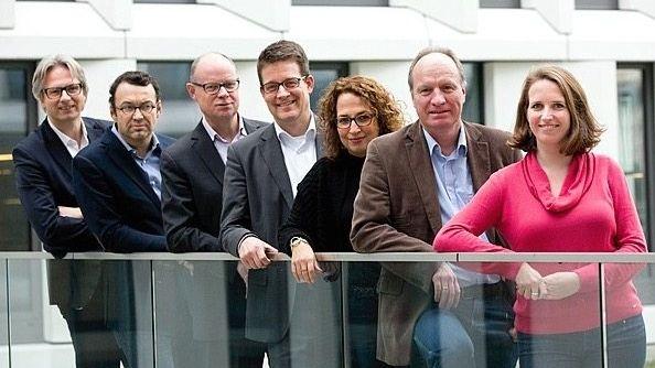 SPIEGEL-Team in Berlin