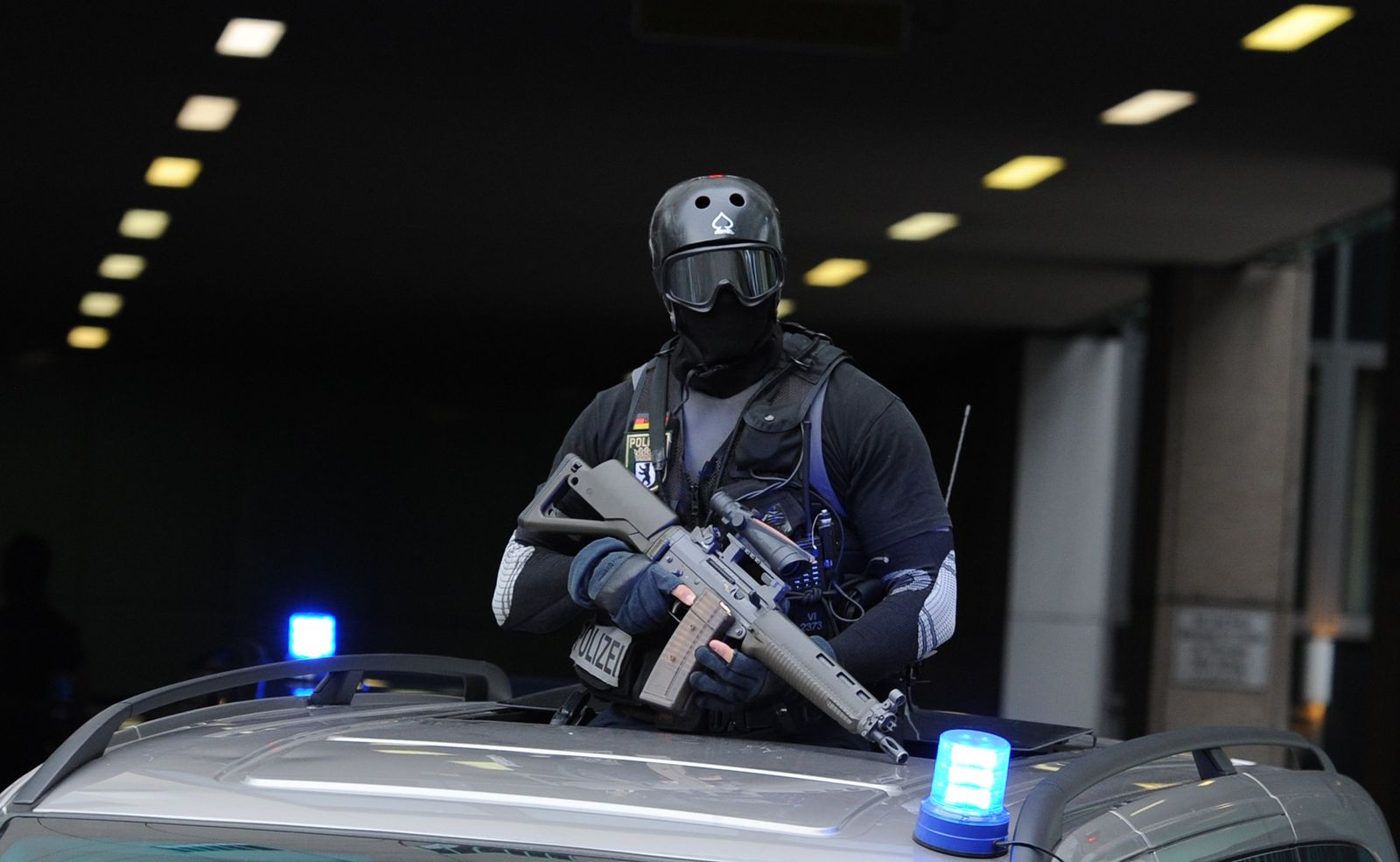 Polizei verlässt Landeskriminalamt