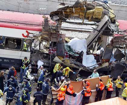 11. März 2004: Bomben zerreißen mehrere Züge in Madrid