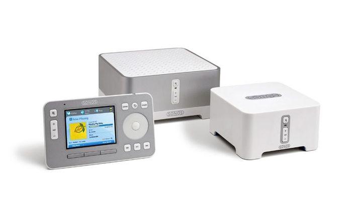 Unser erster Test von 2009: Sonos Internetradios - Die Musik ist überall