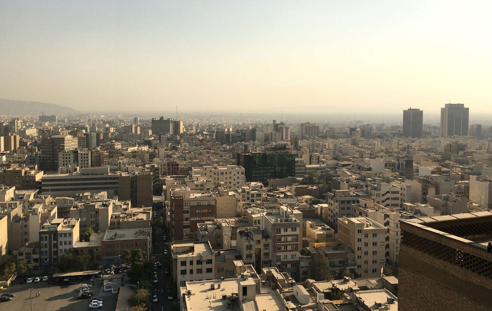 SEO Symbolbild / Teheran