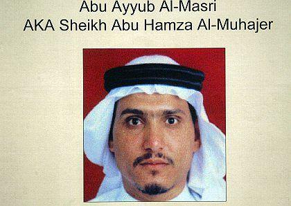 Abu Ayyub al-Masri may have been killed on Monday in Iraq.