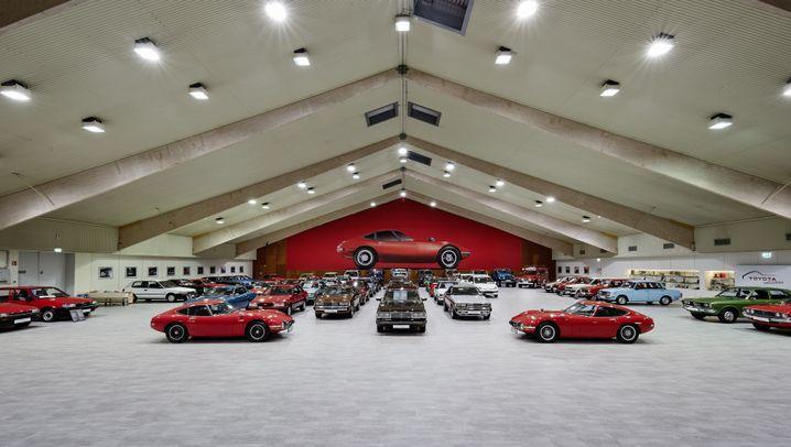 Toyota Collection: Glänzendes Erbe