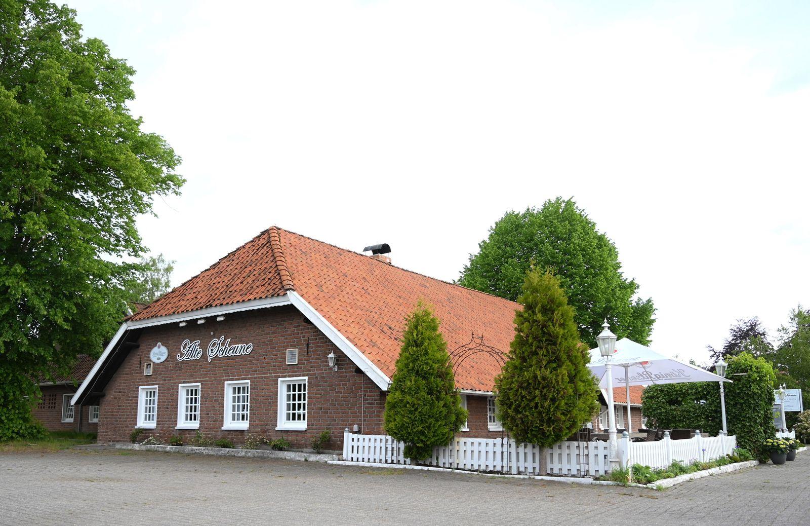 Corona-Ausbruch in Restaurant in Niedersachsen