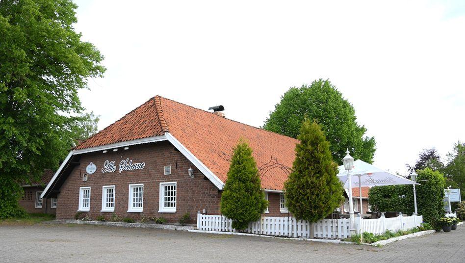 Restaurant Alte Scheune im Landkreis Leer: Ansteckungen auf einer privaten Party?