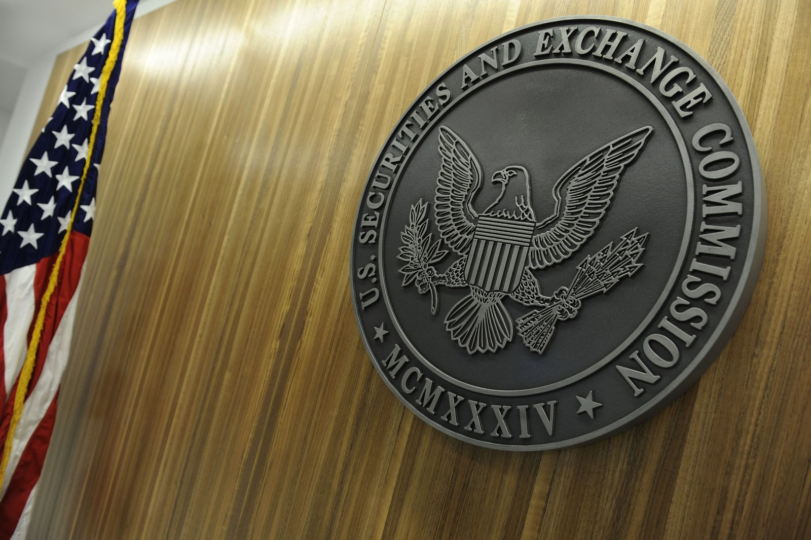 Securities and Exchange Commission / Logo