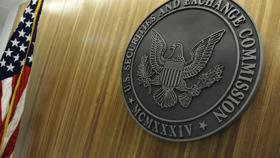 Logo der SEC