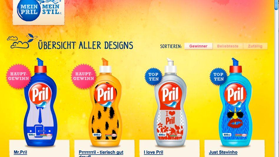 Gewinner-Designs: Teilnehmer werfen Henkel vor, die Abstimmung manipuliert zu haben