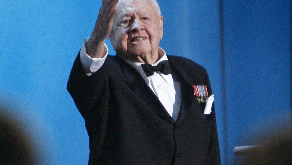 Zum Tode Mickey Rooneys: Amerikas ewiger Kinderstar