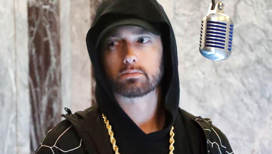 Eminem: Rappt aus Attentäter-Perspektive