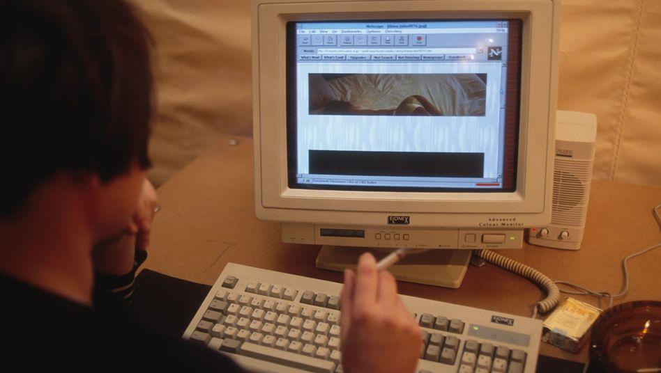 Porno im Web: Kaum eine wirkungsvolle Werbung