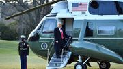 Abflug aus Washington