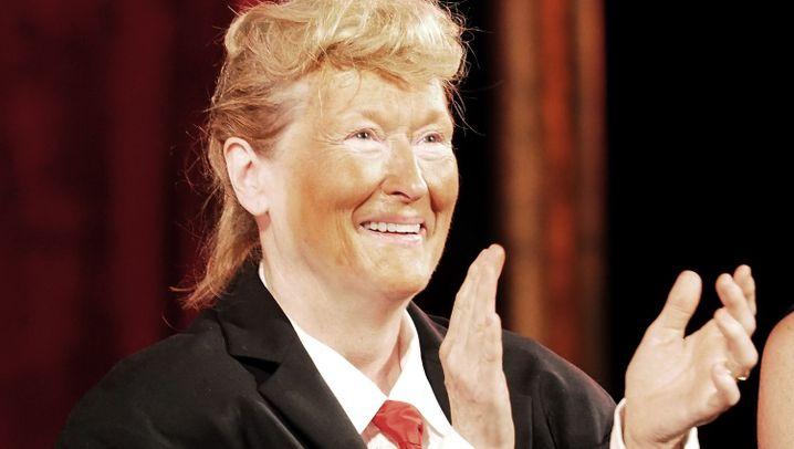 US-Wahlkampf: Meryl macht den Donald