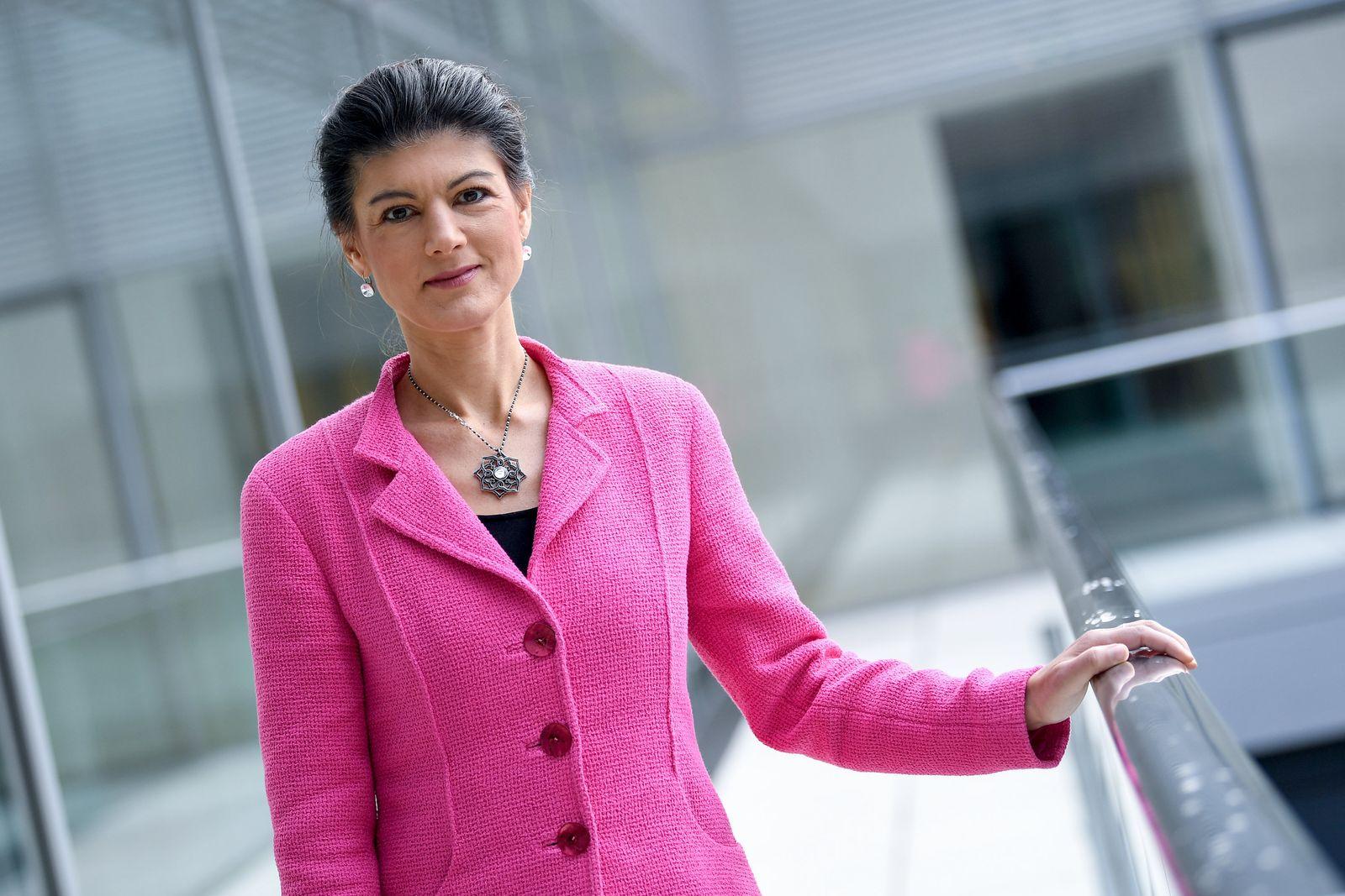 Linke-Politikerin Sahra Wagenknecht