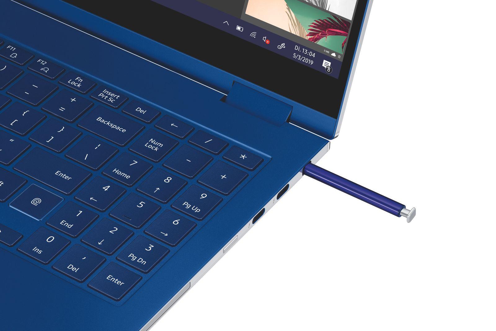 Samsung Galaxy Book / SPERRFRIST 29.5. 10 Uhr