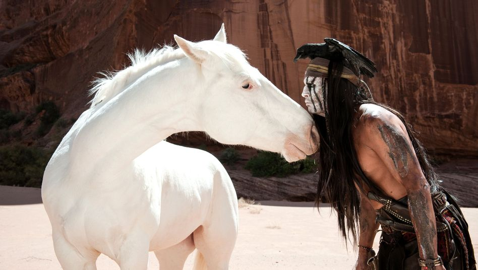 """Western-Flop""""Lone Ranger"""": 149 Minuten am Marterpfahl"""
