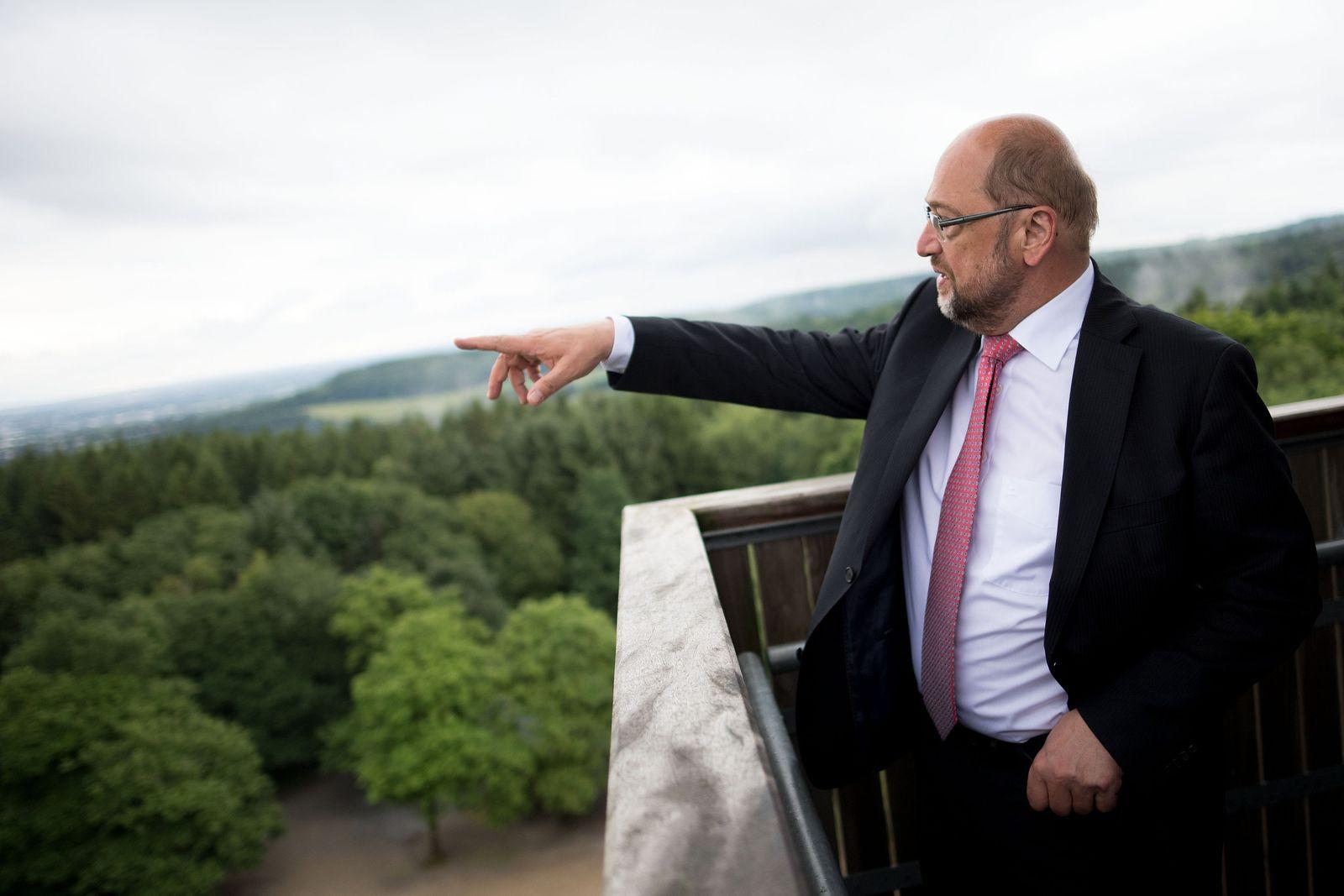 Schulz/ NRW/ Vaals