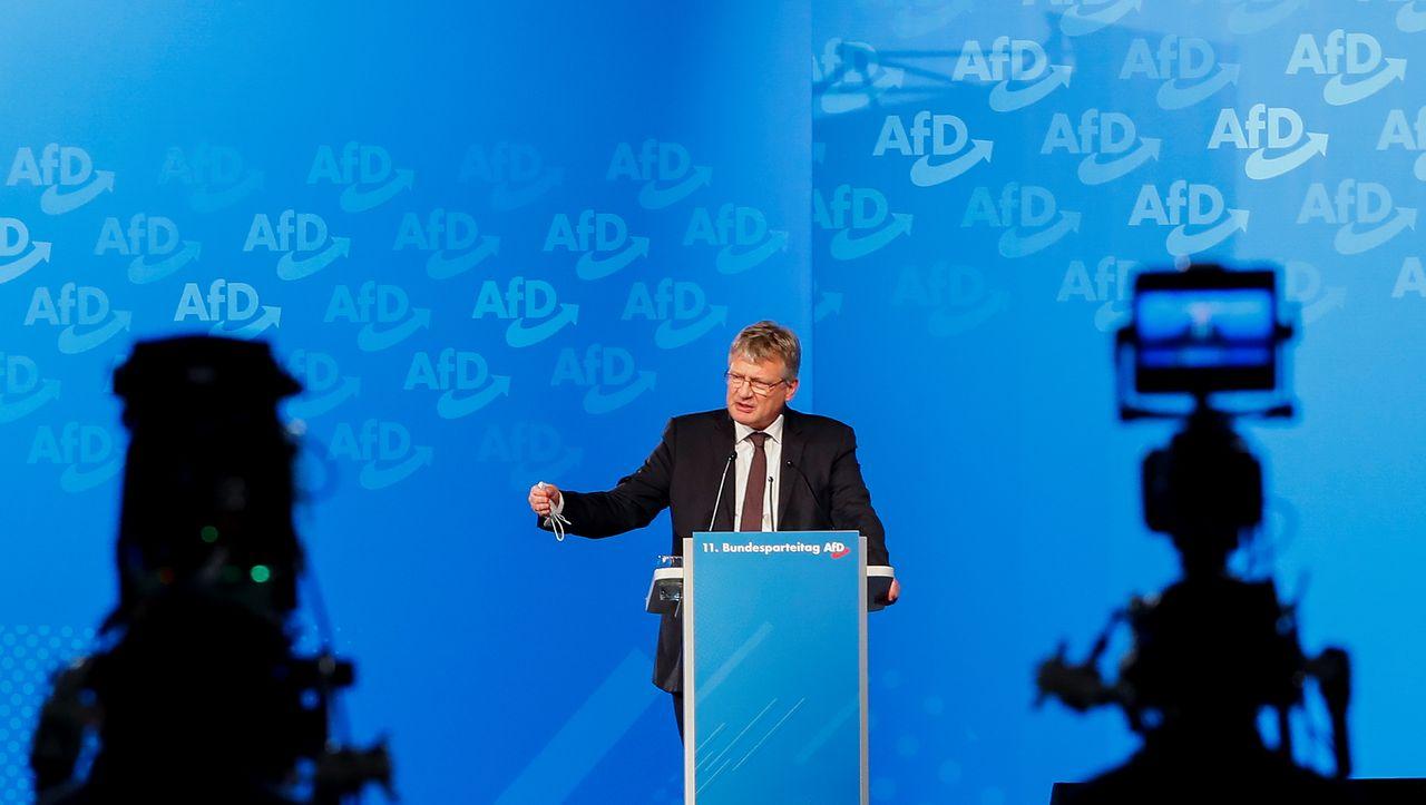 AfD und Bundesparteitag: Jörg Meuthen rechnet mit eigener Partei ab - DER SPIEGEL - Politik