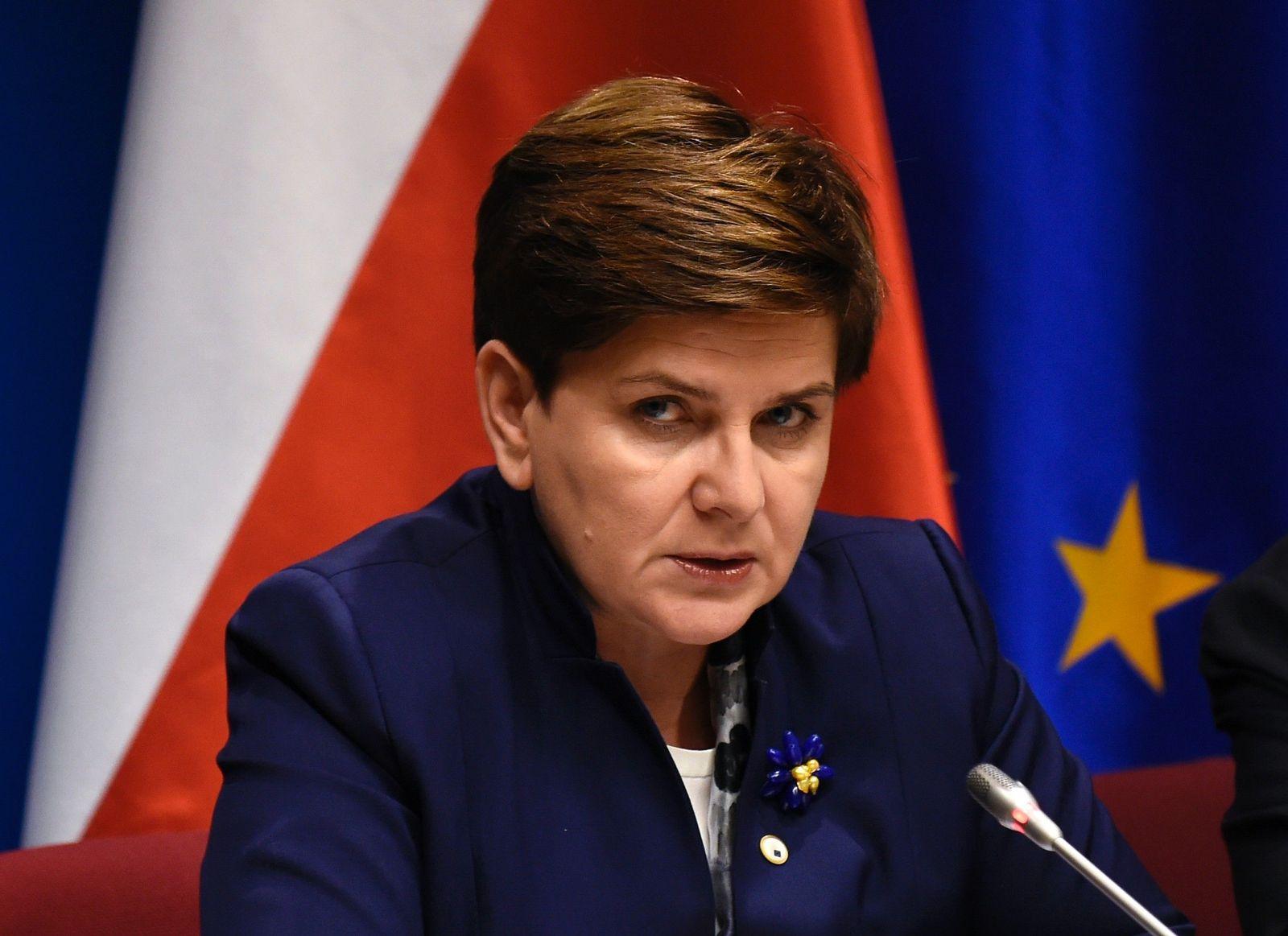 Polen Beata Szydlo