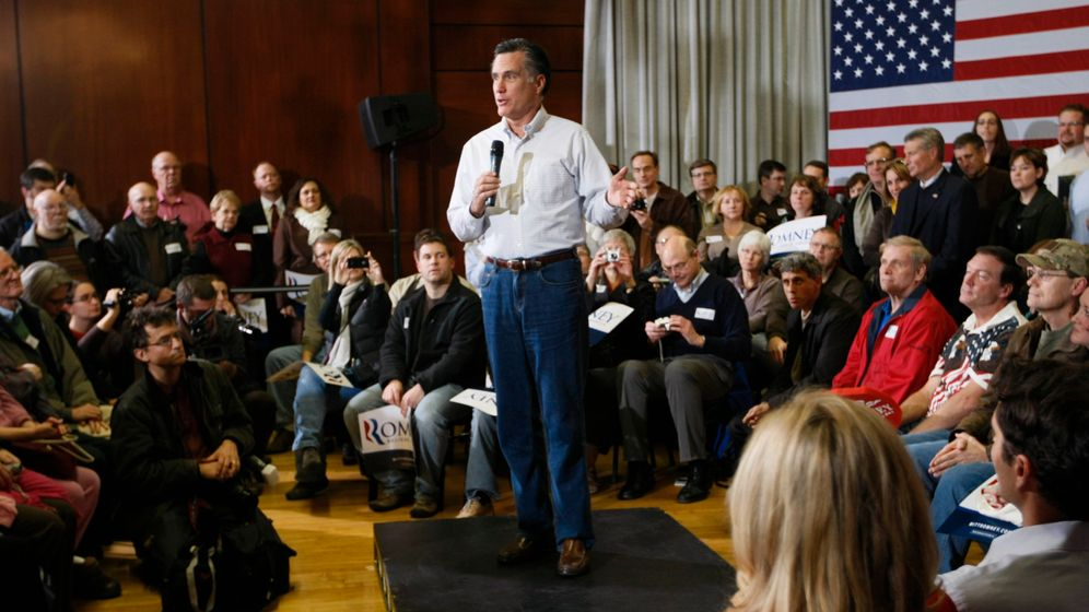 Republikaner-Vorwahl in Iowa: Auftakt in der Einöde