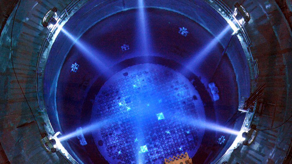Reaktor im Kernkraftwerk Gundremmingen