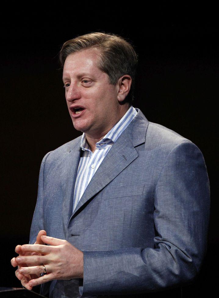 Hedgefonds-Manager Steve Eisman im Jahr 2011