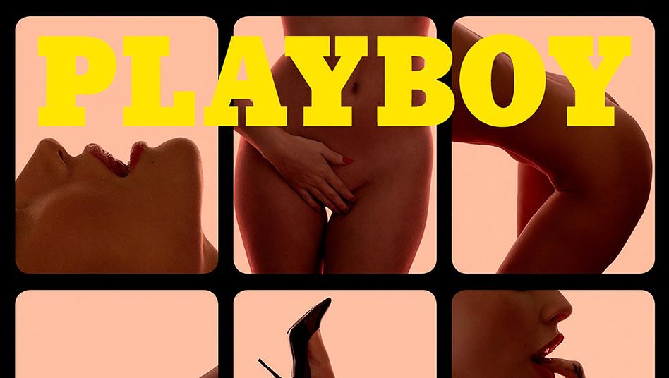 """""""Playboy"""" im März 2020: Die aktuelle Ausgabe ist die letzte."""