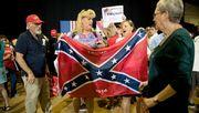 """Trump nennt Konföderiertenflagge """"stolzes Symbol"""""""